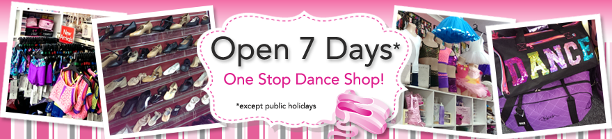 The Dancing Years, located in Frankston. Open 7 days a week (excluding public holidays)